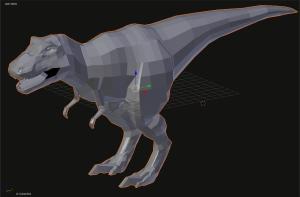 Kevin's T-Rex